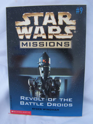 Revolt of the Battle Droids - Book  of the Star Wars Legends