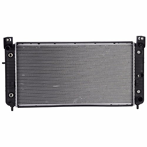 01 gmc yukon radiator - 2