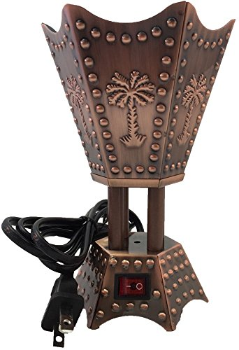 AM Electric Incense Bakhoor Burner Copper, 110V by Attar Mist by AM