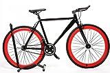 Yanaka R1 Fixed Gear Bicycle Steel Fixie Bike