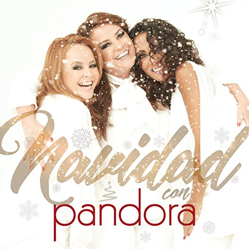 Price comparison product image NAVIDAD CON PANDORA [CD+DVD].