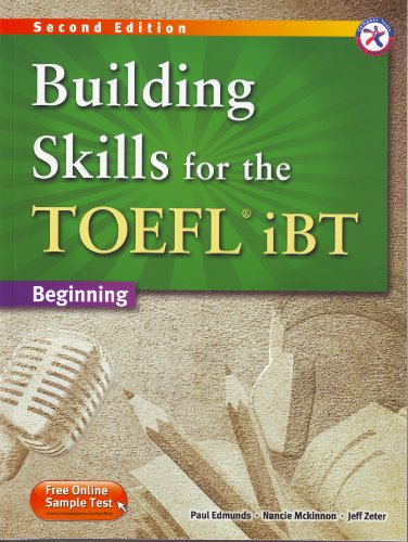 Building Skills for the TOEFL iBT, 2nd Edition Beginning Combined MP3 Audio CD