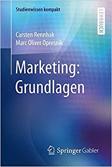 Marketing: Grundlagen (Studienwissen kompakt)