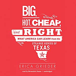 Big, Hot, Cheap, and Right Audiobook