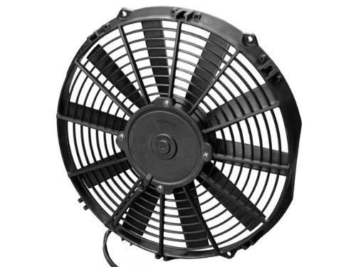 "Spal 30100375 12"" Straight Blade Puller Fan"