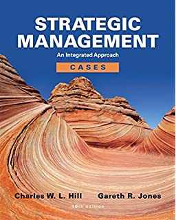 Amazon strategic management cases ninth edition strategic management cases an integrated approach fandeluxe Gallery