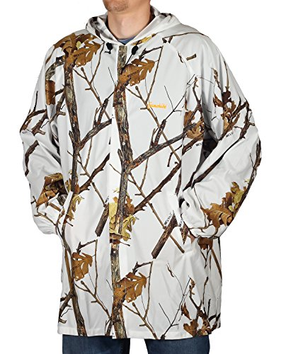 - Gamehide Ambush Snow Camo Cover Up Woodlot White (Large)