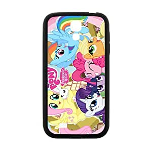 Happy Lovely Pony Cell Phone Case for Samsung Galaxy S4