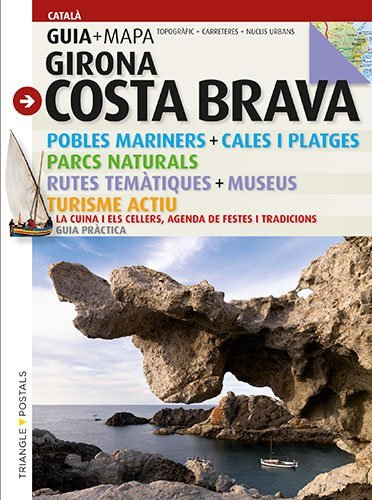 Costa Brava: Girona: 9788484784890: Amazon.com: Books