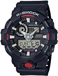 Men's 'G Shock' Quartz Resin Casual Watch, Color:Black...
