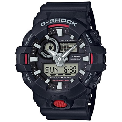 Casio-Mens-G-SHOCK-Quartz-Resin-Casual-Watch-ColorBlack-Model-GA-700-1ACR