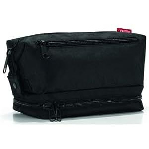 Reisenthel bolso cosmético, Beautycase, Trousse de Trucos / Cosméticos, negro / negro, WM7003