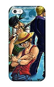 New Fashionable ZippyDoritEduard JFdqiLU8441coMgr Cover Case Specially Made For Iphone 5/5s(one Piece Animes)(3D PC Soft Case)
