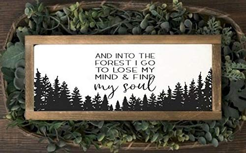 CELYCASY and into The Forest i go to Lose My Mind and find My Soul. Mountain Sign. Woodland Nursery -
