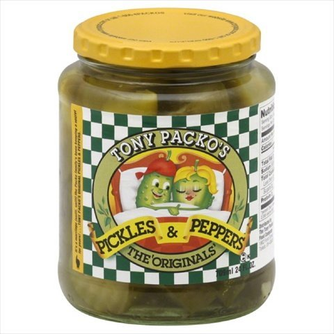 (Tony Packos Pickle & Pepper Orig )