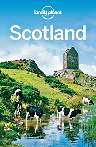 Lonely Planet Scotland (Travel Guide) cover