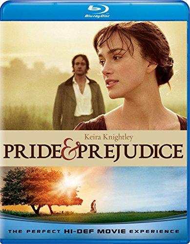 (Pride & Prejudice [Blu-ray])