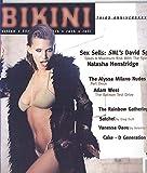Bikini Magazine November 1996 (Natasha Henstridge on Cover)