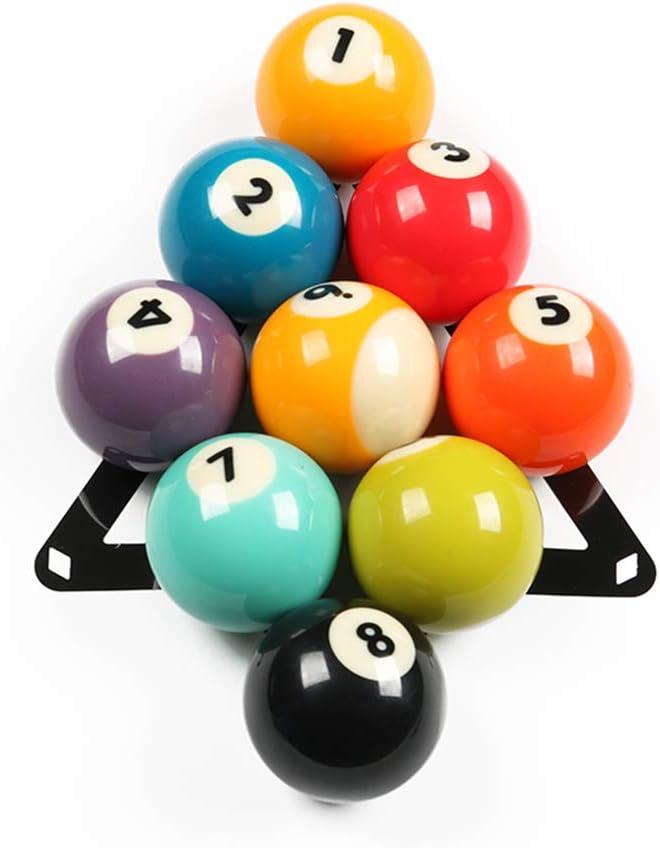 AND Magic Ball Rack Paquete Combinado de 9 y 10 Bolas y Pegatinas ...