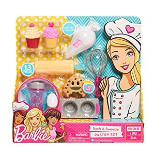 Barbie Just Play 61851 0 Pastry Set