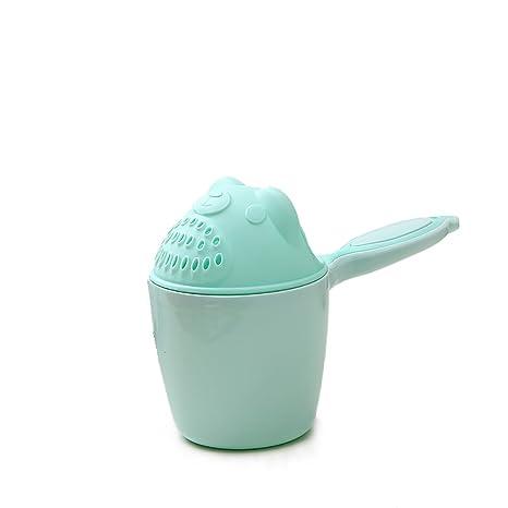 Tazza per il bagno tazza per il lavaggio del bambino tazza rosa