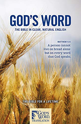 GOD'S WORD Translation Large Print Bible: The Bible in Clear, Natural English
