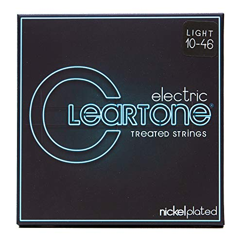 Cleartone 9410 Electric Guitar Strings, Light (Cleartone Guitar Strings)