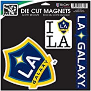 WinCraft MLS Car/Fan Magnet, Large/11 X 11-Inch, White