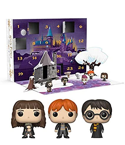 Harry Potter Advent Calendar.Advent Calendar Harry Potter Amazon Co Uk Toys Games