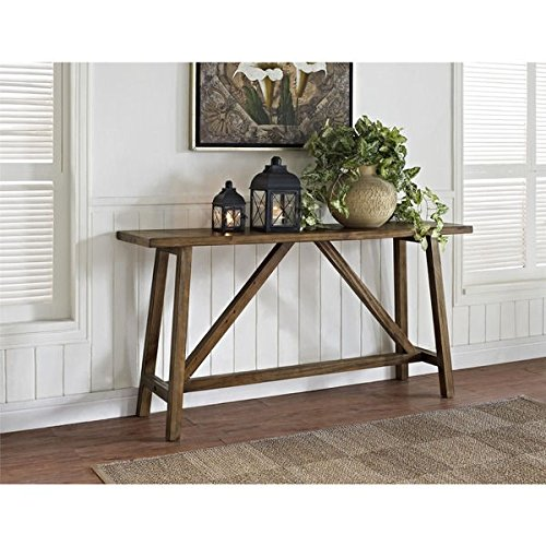 60 inch console table - 9