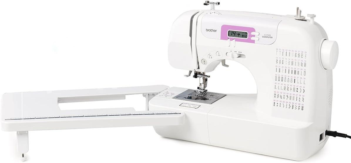 Brother CX70PE (Patchwork Edition) - Máquina de coser electrónica ...
