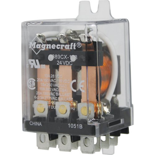 TurboChef 101272 VOLTAGE RELAY for Turbo Chef - Part# 101272 (101272) ()