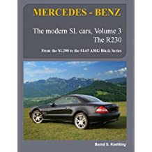 MERCEDES-BENZ, The modern SL cars, The R230: From the SL280 to the SL65 AMG Black Series