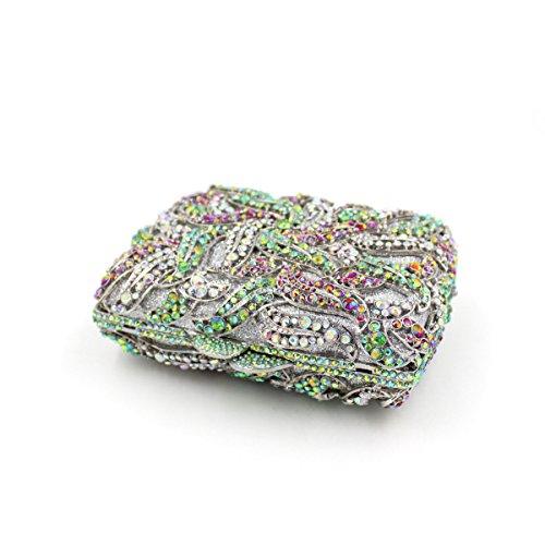 Le Est De Sac Un Sac D'embrayage De Femmes Diamant Soirée Luxe Onecolor En Pour rxrwdg