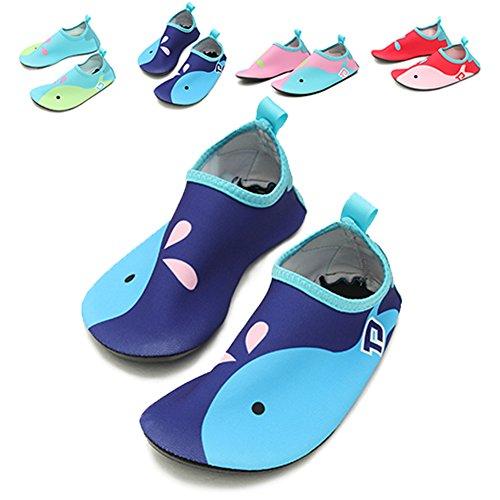 L-RUN-Kids-Swim-Water-Shoes-Barefoot-Aqua-Socks-Shoes-for-Beach-Pool-Surfing-Yoga