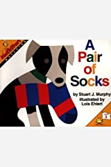 A Pair of Socks (MathStart Series, Matching, Level 1) Paperback