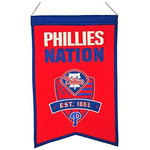 (MLB Philadelphia Phillies Nations Banner)
