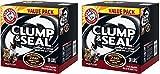 Arm & Hammer Clump & Seal Litter, Multi-Cat, 38 Lbs (2 PACK)