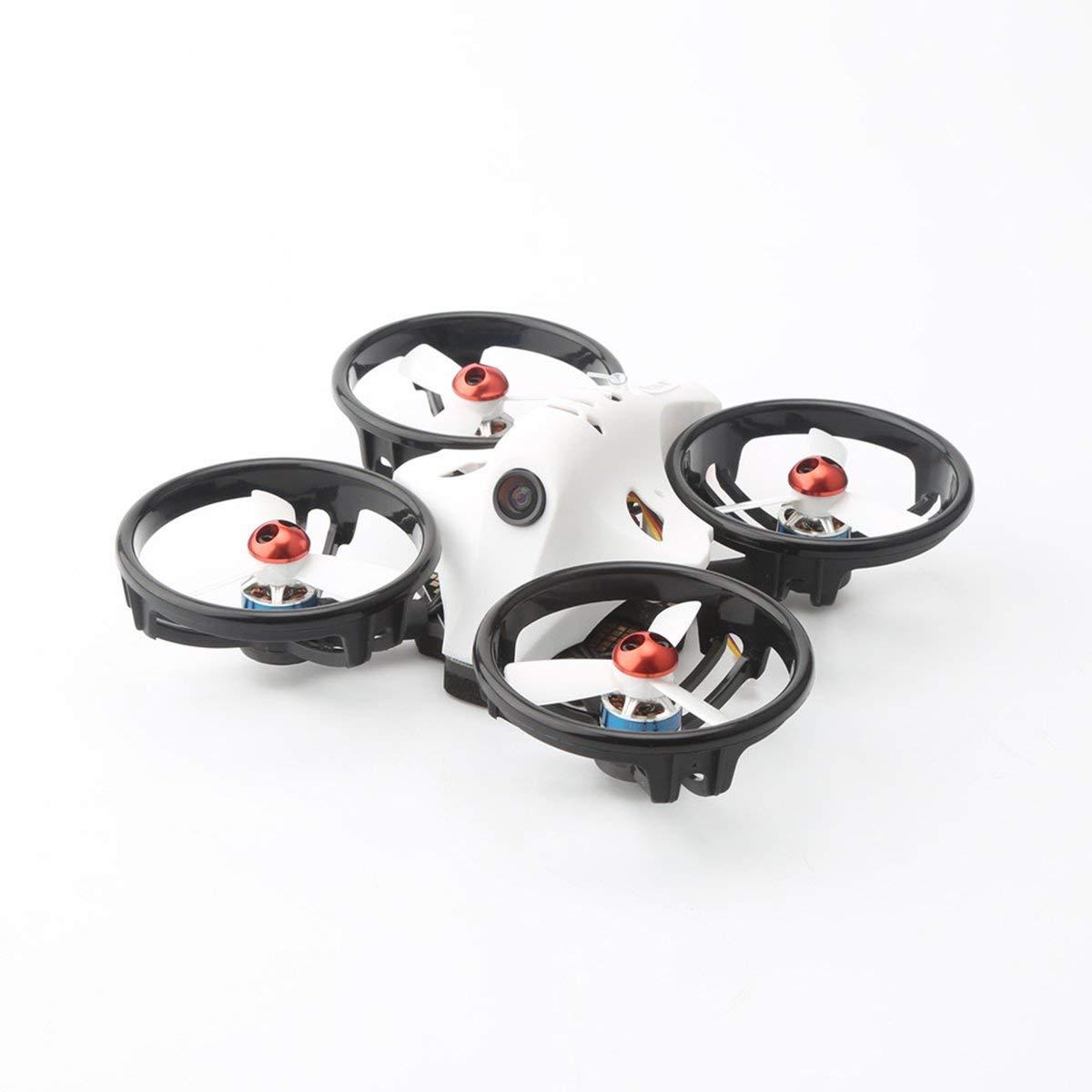 Gugutogo Drohne Mit Kamera LDARC ET100 5.8G Brushless DSM2 Empfänger OSD Cam FPV Mini RC Racing Drohne PNP