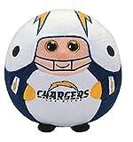 Ty Beanie Ballz San Diego Chargers Plush, NFL