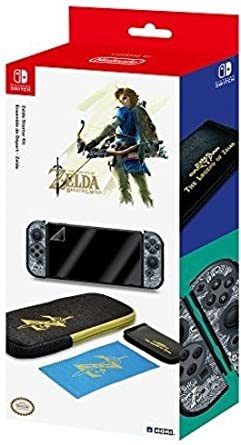 Hori - Zelda Starter Kit (Nintendo Switch): Amazon.es: Videojuegos