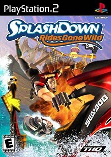 Splash Down: Rides Gone Wild