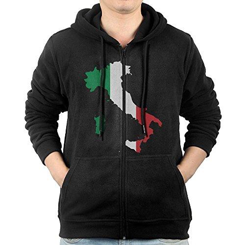 Italian Zip Hoodie - 7