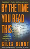 By the Time You Read This: A Novel