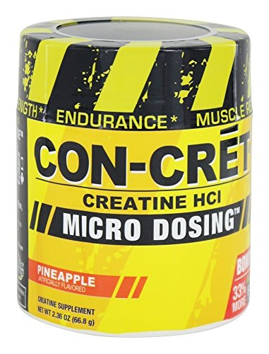 Promera Health - Con-Cret Creatine HCl Micro Dosing Bonus Size Pineapple - 2.36 oz.