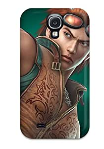 Fashionable CNMqTZQ3612YBhls Galaxy S4 Case Cover For Hwoarang Tekken 6 Protective Case