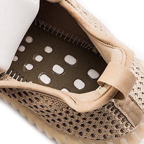 HongYo 350 V2 Turnschuhe Männer Frauen Atmungsaktives Mesh Sport Laufschuhe Alle Serien Keep Updating Khaki Sneaker