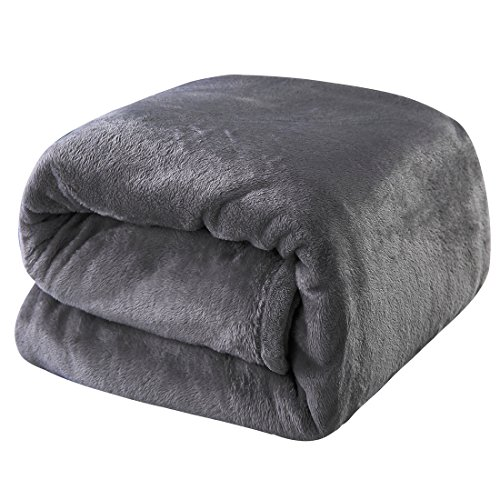 balichun luxury fleece plush blanket 320 gsm super soft warm import it all. Black Bedroom Furniture Sets. Home Design Ideas