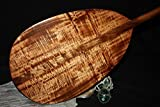 AAA Grade Curly Hawaiian Koa 50'' w/ T-Handle - Made In Hawaii