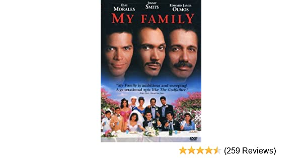 Amazon com: My Family, Mi Familia (DVD): Francis Ford